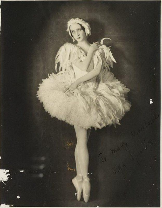 Olga Spessivtseva – outstanding ballerina
