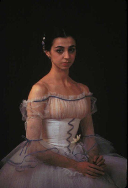 Nina Ananiashvili, great dancer