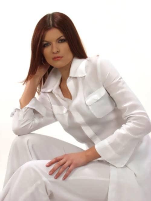 Kustova Ksenia Russian beauty