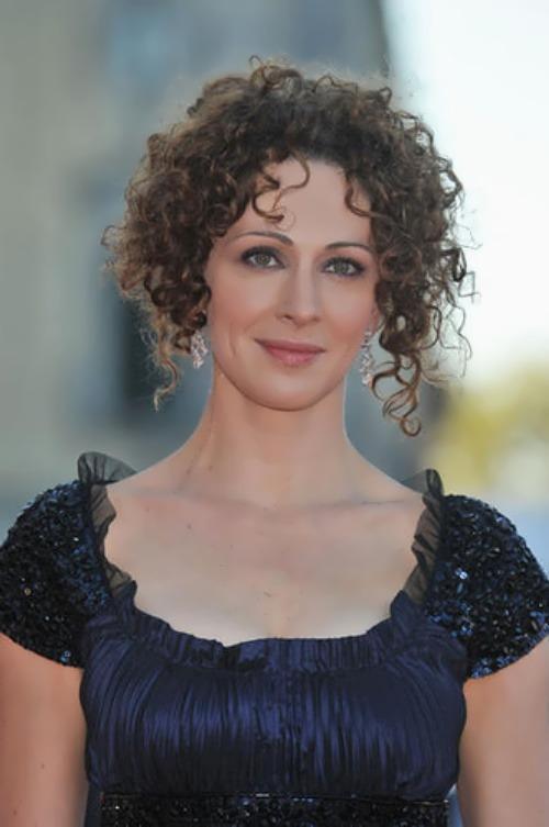 Ksenia Rappoport Russian actress