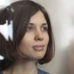 N. Tolokonnikova – first in Madame Figaro's list