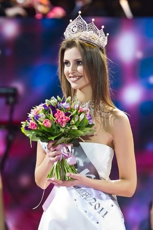gantimurova natalia miss russia 2011