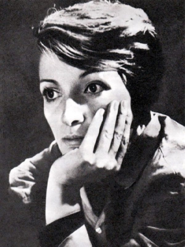 Larisa Shepitko, an icon of Soviet cinema