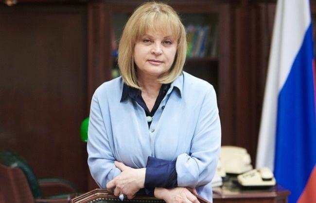 Ella Pamfilova, Russian politician