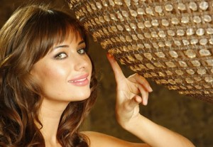 Pretty Oxana Fedorova
