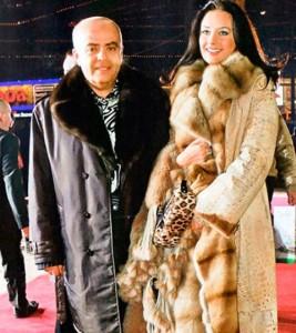 Vladimir Golubev and Oxana Fedorova