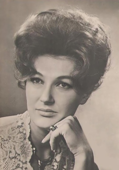 Druzhinina Svetlana actress
