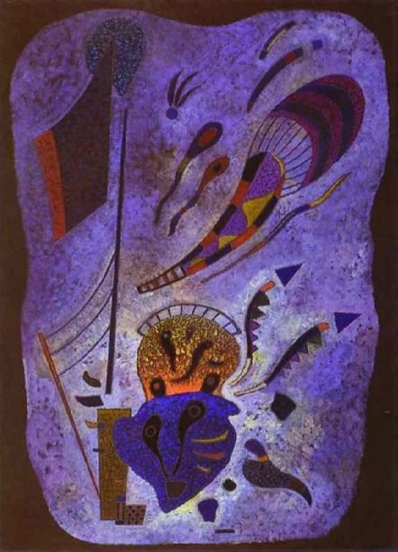 Vasiliy Kandinsky and his women