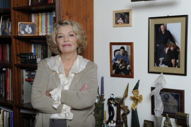 Olga Ostroumova, Soviet and Russian actress