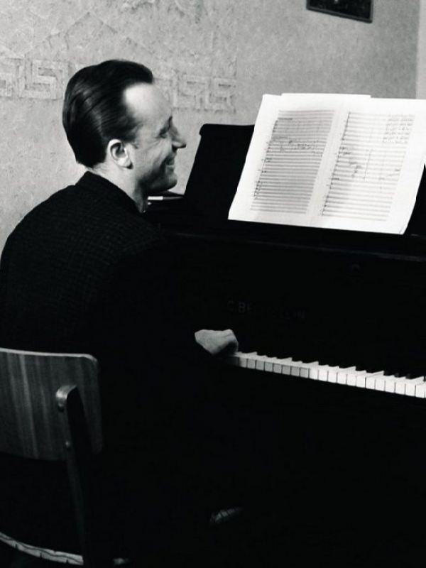 Rodion Shchedrin, great composer