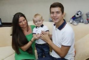 kosyakov family