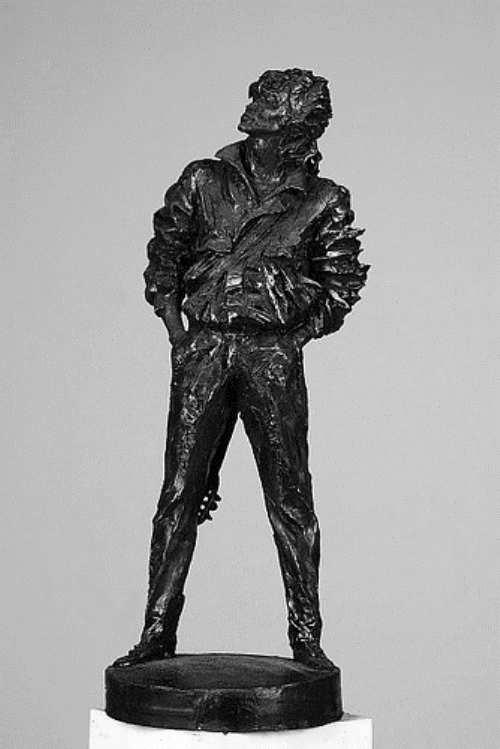 tsoi statue