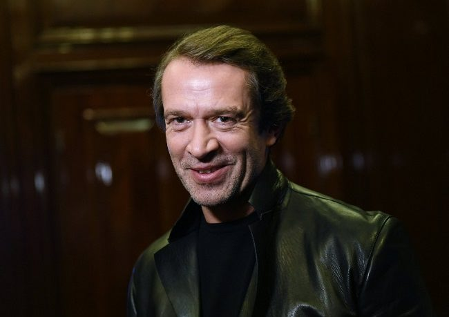 Vladimir Mashkov, Russian actor