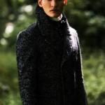 Wonderful fashion model Matvey Lykov