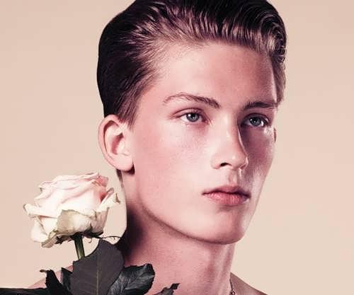 Baranov Pavel male model