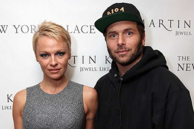 Pamela Anderson, superstar with Russian roots