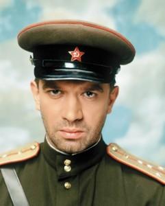 V. Mashkov, Russian actor