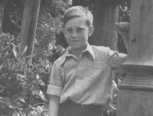Young Vladimir Vysotsky