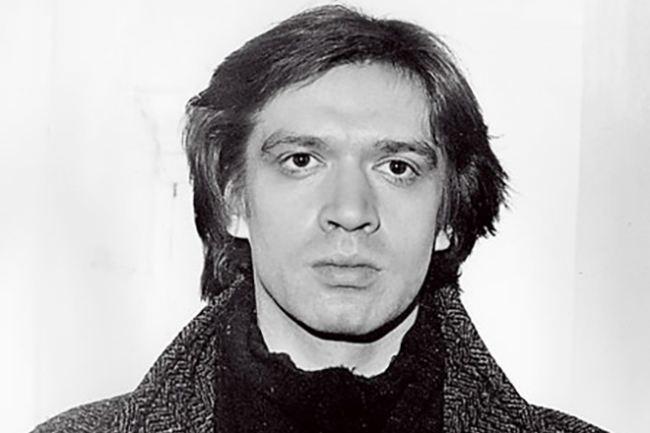 Vladimir Mashkov, Russian actor