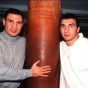 Awesome Klitschko brothers
