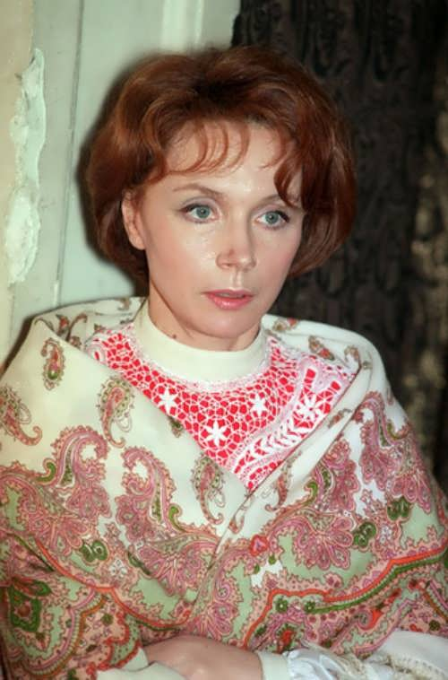 Kupchenko Irina actress