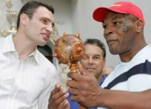 Klitschko and Tyson
