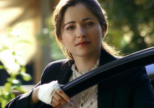 Lyubov Tikhomirova Russian film actress