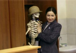 Tikhomirova Russian film actress