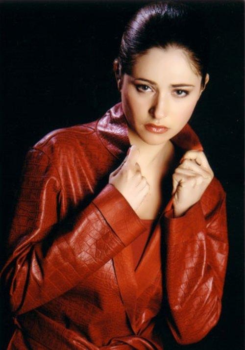 Lyuba Tikhomirova, Russian actress