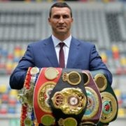Klitschko brothers: Vitaliy and Vladimir