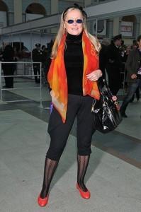 Fantastic Soviet model Tatiana Mikhalkova
