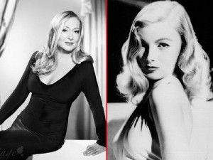 Tatiana as Veronica Lake