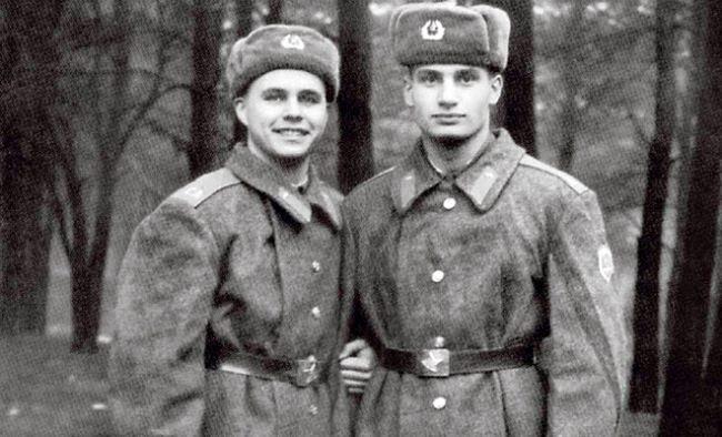 Klitschko brothers: Vitaliy and Vladimir