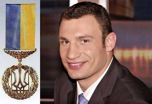 Vitaliy Klitschko great boxer