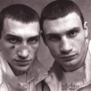 Young Klitschko brothers