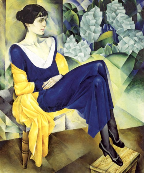 Magnificent Akhmatova by Altman
