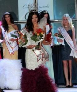 Brilliant Miss Bikini World 2012 Anastasia Nikitina
