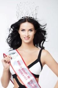 Fantastic Miss Bikini World 2012 Anastasia Nikitina