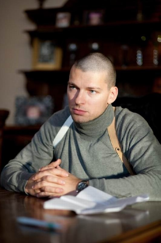 Daniil Strakhov, Russian actor