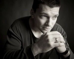 Talented Russian actor Daniil Strakhov