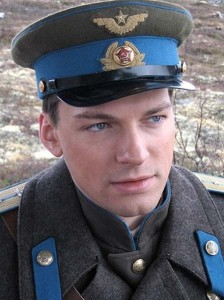 Famous Russian actor Daniil Strakhov