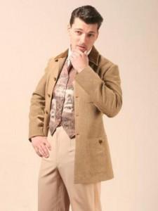 Outstanding Russian actor Daniil Strakhov