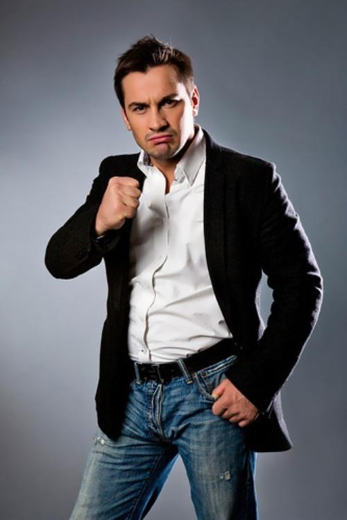 Dmitry Nosov Russian sportsman