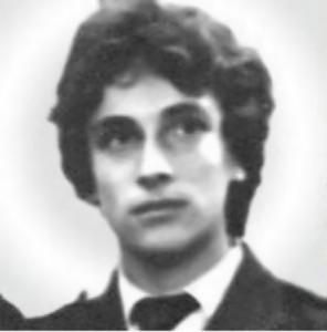 Nagiev in his youth