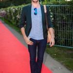 Fashionable Russian designer Dmitry Loginov