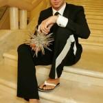 Charming designer Dmitry Loginov
