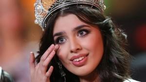 Elmira Abdrazakova Miss Russia