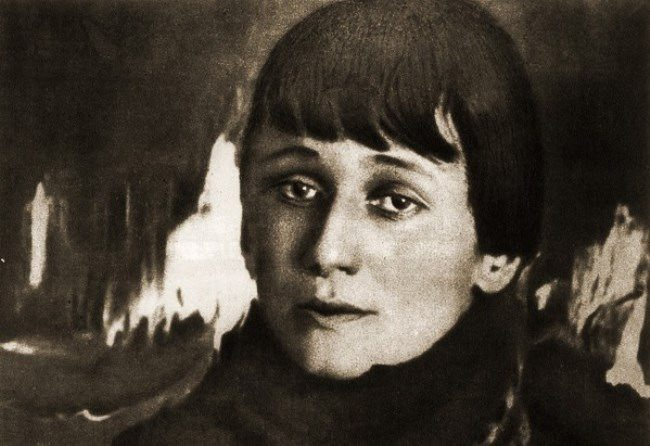 Anna Akhmatova, great poet