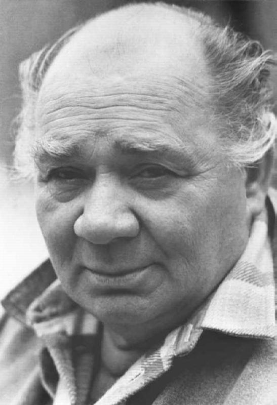 Evgeny Leonov, Soviet-Russian actor