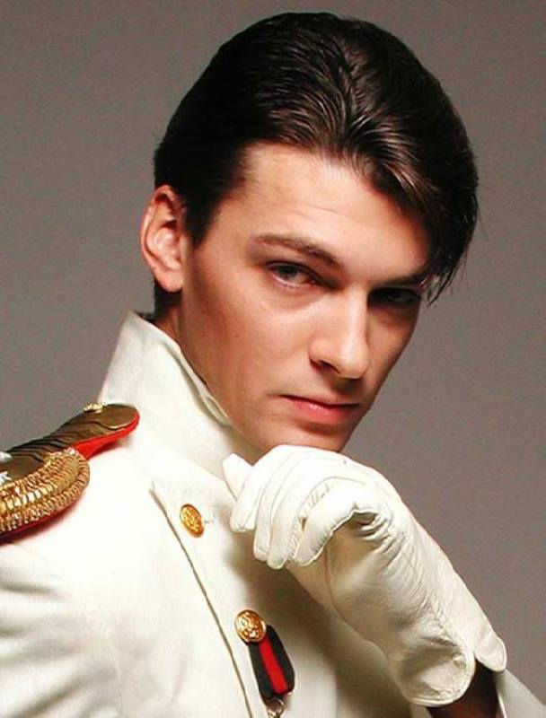 Daniil Strakhov, Russian actor